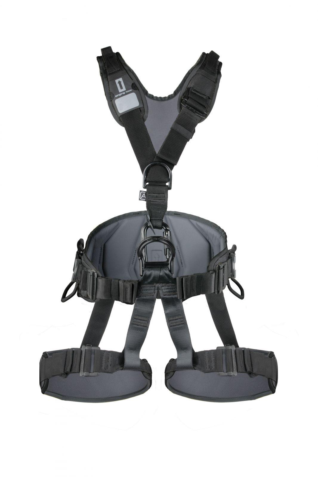 bezpečnostní postroj EXPERT 3D standard Singing rock