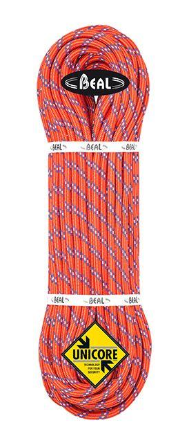 jednoduché lezecké lano DIABLO 9,8 Beal